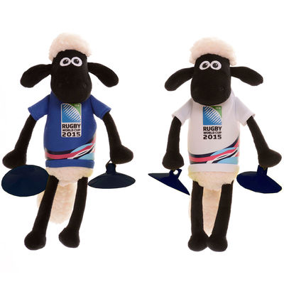 Shaun the Sheep: RWC 2015 Shaun The Sheep Window Stick-Ons