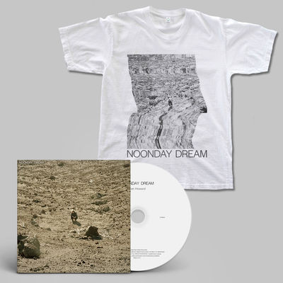 Ben Howard: Noonday Dream - CD + TEE