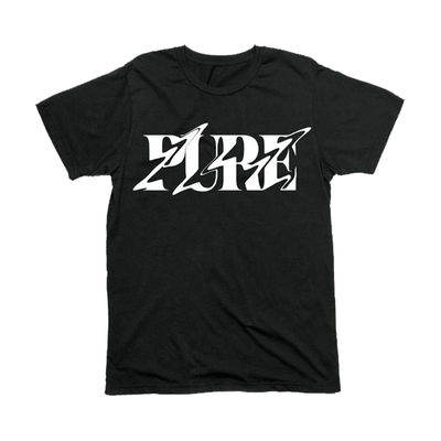 Lorde: Pure Warp Design 2 Black T-Shirt