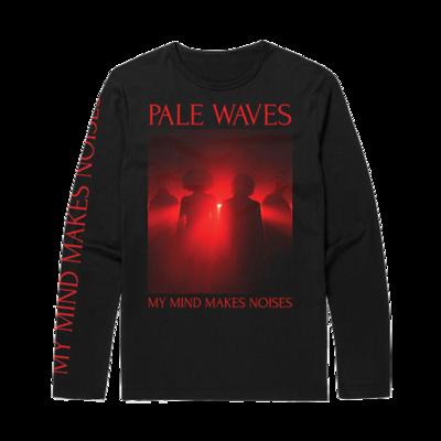 Pale Waves: My Mind Makes Noises Longsleeve T-Shirt - S