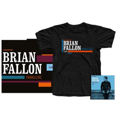 Brian Fallon: Painkillers CD Bundle