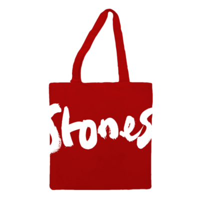 The Rolling Stones: No Filter Brush Stroke Tote Bag