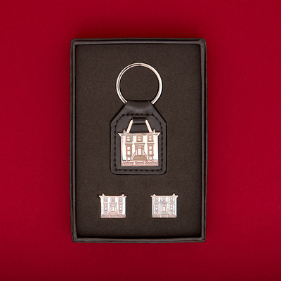 Abbey Road Studios: Abbey Road Boxed Cufflinks and Keyring Gift Set