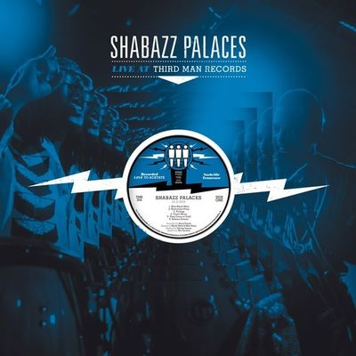 Shabazz Palaces: Live At Third Man Records