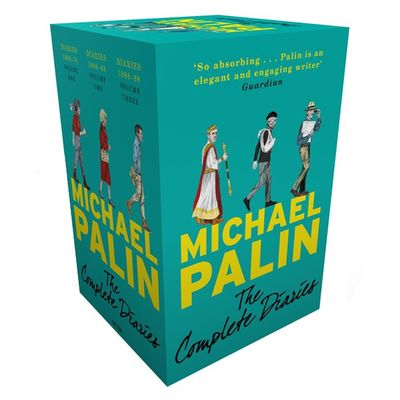 Monty Python: The Complete Michael Palin Diaries (Hardback)