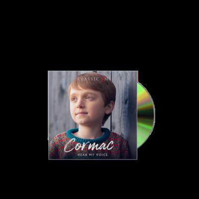 Cormac : Hear My Voice CD
