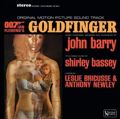 Various Artists: Goldfinger Soundtrack