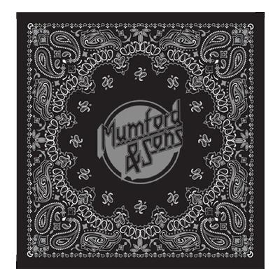 Mumford & Sons : Bandana