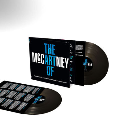 Various Artists: THE ART OF McCARTNEY (Triple Gatefold Vinyl)