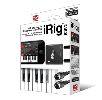 IK Multimedia: iRig MIDI