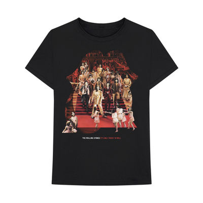 The Rolling Stones: It's Only Rock n Roll T-Shirt
