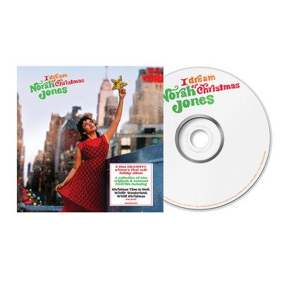 Norah Jones: I Dream Of Christmas' CD