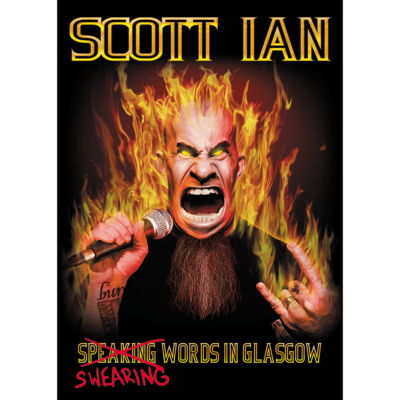 Scott Ian: Swearing Words DVD