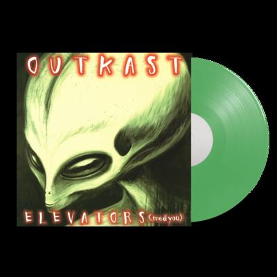 Outkast: Elevators (Me & You): Green Vinyl