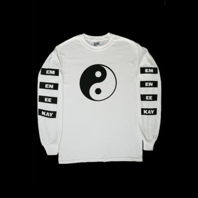 MNEK: Yin/Yang Longsleeve T-Shirt