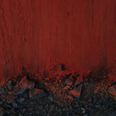 Moses Sumney : Black in Deep Red, 2014: Limited Edition Red & Black Splatter Vinyl [RSD 2019]