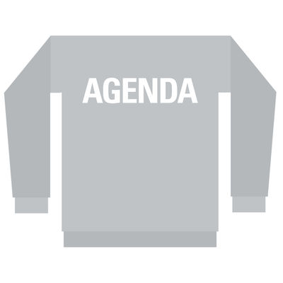 Pet Shop Boys: Agenda Sweatshirt