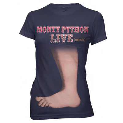 Monty Python: Big Foot Ladies Navy