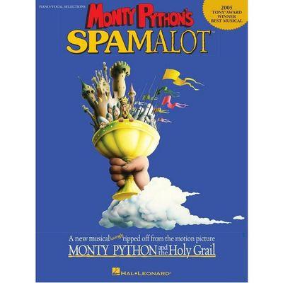Monty Python: Monty Python's Spamalot: Piano/Vocal Selections (Paperback)