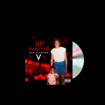 Lil Wayne: THA CARTER V CD