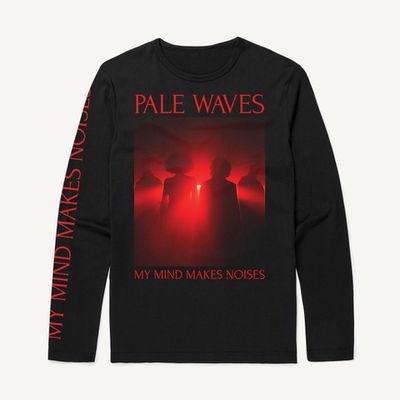 Pale Waves: My Mind Makes Noises Longsleeve T-Shirt - M
