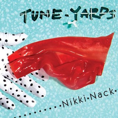 tUnE-YaRdS: Nikki Nack: Translucent Red Vinyl