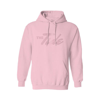 The Tide: The Tide Pink Hoodie