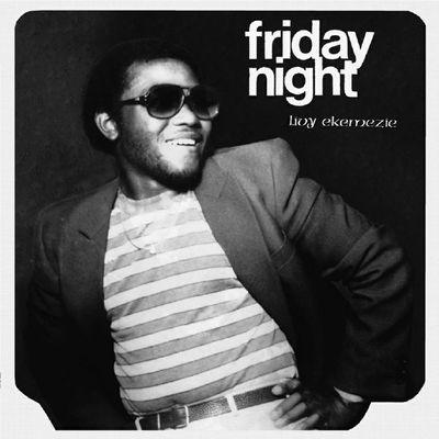Livy Ekemezie: Friday Night: Blue Vinyl