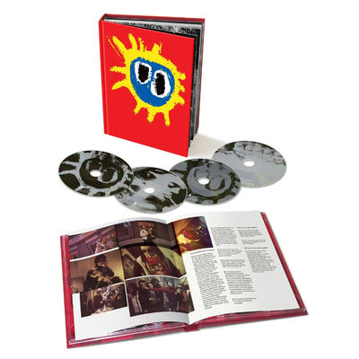 Primal Scream: Screamadelica: Box Set