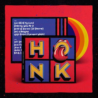 The Rolling Stones: Honk Deluxe Store Exclusive 4LP