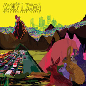 Modey Lemon: The Curious City