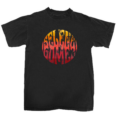 SelenaGomez: SG Black T-Shirt