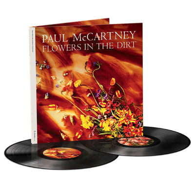Paul McCartney: Flowers In The Dirt - Vinyl Edition 2 LP