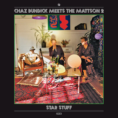 Chaz Bundick Meets The Mattson 2: Star Stuff: Clear Vinyl