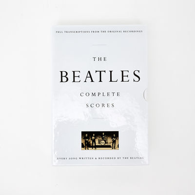 Abbey Road Studios: The Beatles - Complete Scores