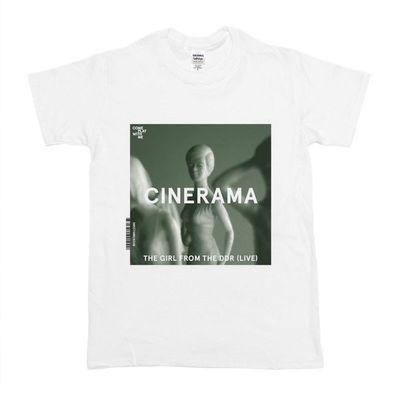 Cinerama: The Girl From The DDR (Live) T-Shirt