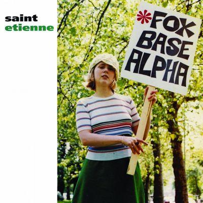 Saint Etienne: Foxbase AlphaBoxset