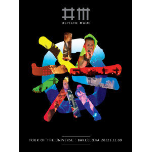 Depeche Mode: Tour Of The Universe : Barcelona 20/21.11.09 (Blu-ray)