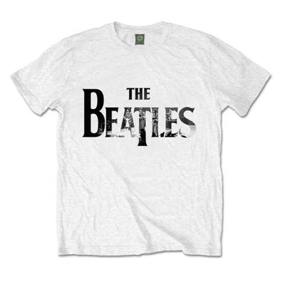 The Beatles: Drop T Live in DC Mens Tee