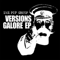 The Pop Group: Versions Galore: White Vinyl