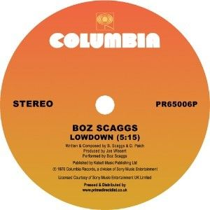 Boz Scaggs: Lowdown / Jojo / What Can I Say LP