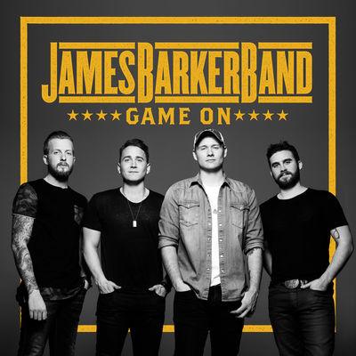 James Barker Band: GAME ON (EP)