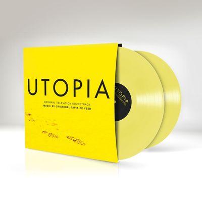cristobal tapia de veer : Utopia Tapia De Veer (2LP) Yellow Vinyl