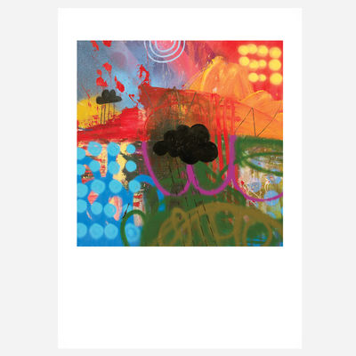 Jake Bugg: 'Field's Of Green No2' Limited Edition Print