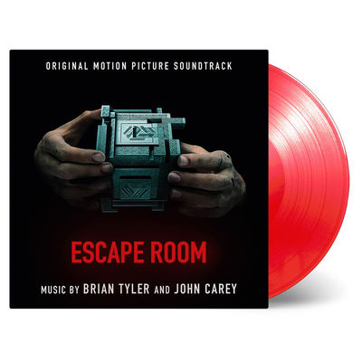 Original Soundtrack: Escape Room: Limited Red Vinyl