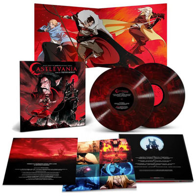 Trevor Morris: Castlevania: Coloured Vinyl LP