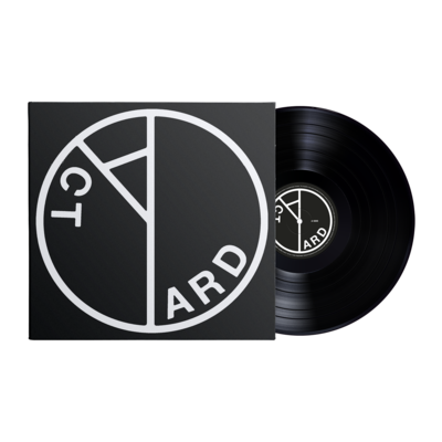 Yard Act: The Overload: Black LP