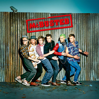mcbusted: McBusted- Standard CD Album