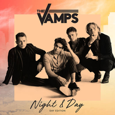 The Vamps: Day Edition Vinyl
