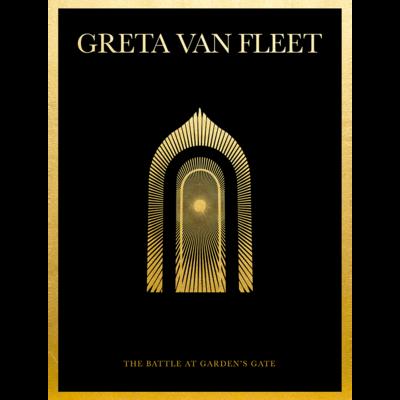 Greta Van Fleet : 'THE BATTLE AT GARDEN'S GATE' POSTER